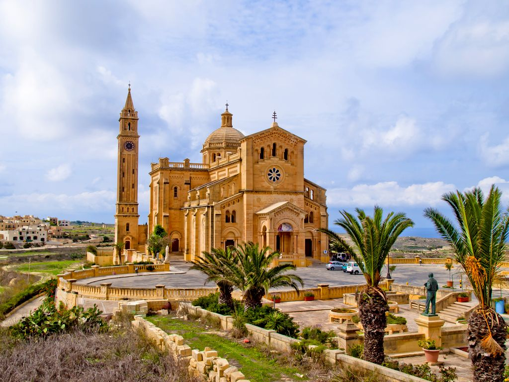 Ta' Pinu Church