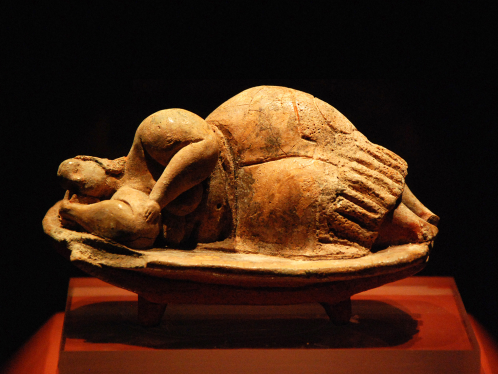 National Museum of Archaeology sleeping lady